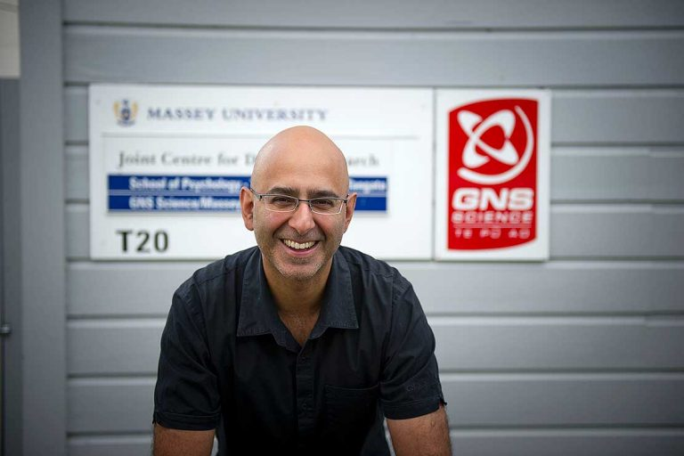 Massey University Associate Professor of Disaster Mental Health Sarb Johal