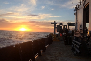 <h2>Revelle Blog #1 To sea we go</h2>