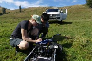 <h2>Magnetic measurements at the Hikurangi subduction zone</h2>