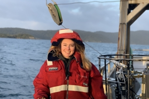 <h2>NIWA Intern Blog: Mapping seafloor features </h2>